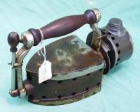 Askew Patented Reversible Fuel Iron