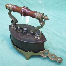Scottish Box Iron