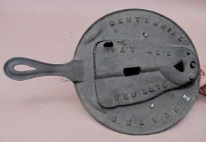 """""""The Centennial"""" Flat Iron Heater"""