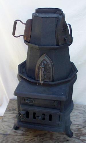 laundry stove