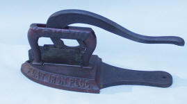 Scotten Dillon Chew Flat Iron Tobacco Cutter