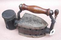 Early Revolving Liquid Fuel Iron