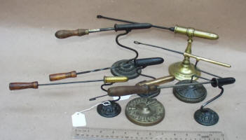 Miniature Goffering Irons