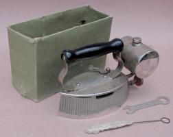 Patented Rear Tank Gas Iron