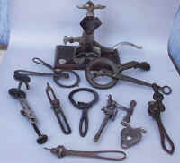 antique canopener collection