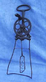 patented 1887 express eggbeater