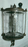 Landers Frary & Clark Universal #35 Glass Churn / Whipper