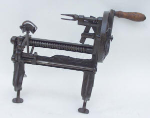 antique apple peeler