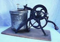 Patented Spaulding Food Chopper