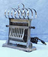 Vintage Toaster w/ Warming Rack