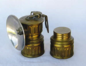 X-Ray Carbide Mining Lamp