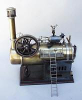 Antique Marklin Toy Steam Engine