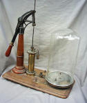Antique Laboratory Vacuum Jar