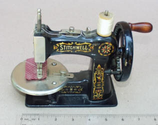 Stitchwell TSM Toy Sewing Machine