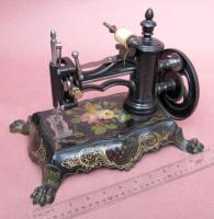 Ketchum Patent Sewing Machine
