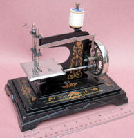 French Baby Sewing Machine