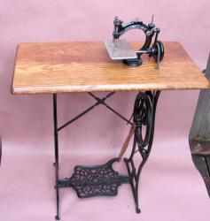 """Princess"" Toy Treadle Sewing Machine / TSM"