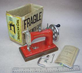 American Girl TSM Toy Sewing Machine