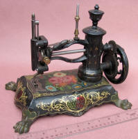 Shaw & Clark Paw Foot Sewing Machine