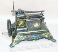 1858 Watson Patent Sewing Machine