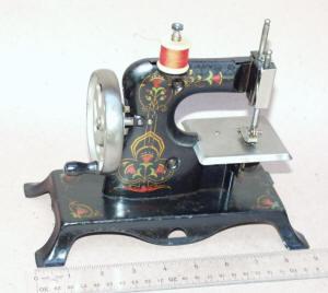 Full Body German TSM / Toy Sewing Machine