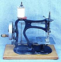 Antique Bavarian TSM / Toy Sewing Machine