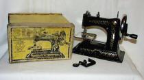 Bing  Werke Cast Iron Sewing Machine in the Box