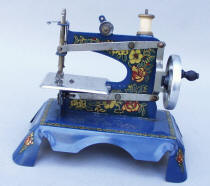 French Toy Sewing Machine