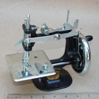 Gold Medal Toy Sewing Machine