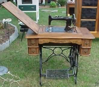 1890 singer sewing machine value