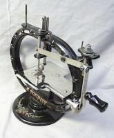 Rare Antique Tourist Sewing Machine