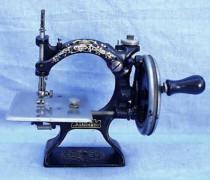 F & W Automatic Toy Sewing Machine