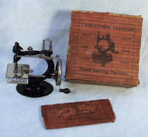 Little  Comfort Improved Hand Sewing Machine in Box