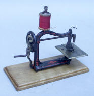 Goodes  Patent Toy Sewing Machine