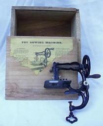 Pet Sewing Machine w/ Original Box
