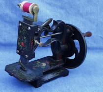 Antique New England Sewing Machine