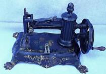 Shaw & Clark Patent Sewing Machine
