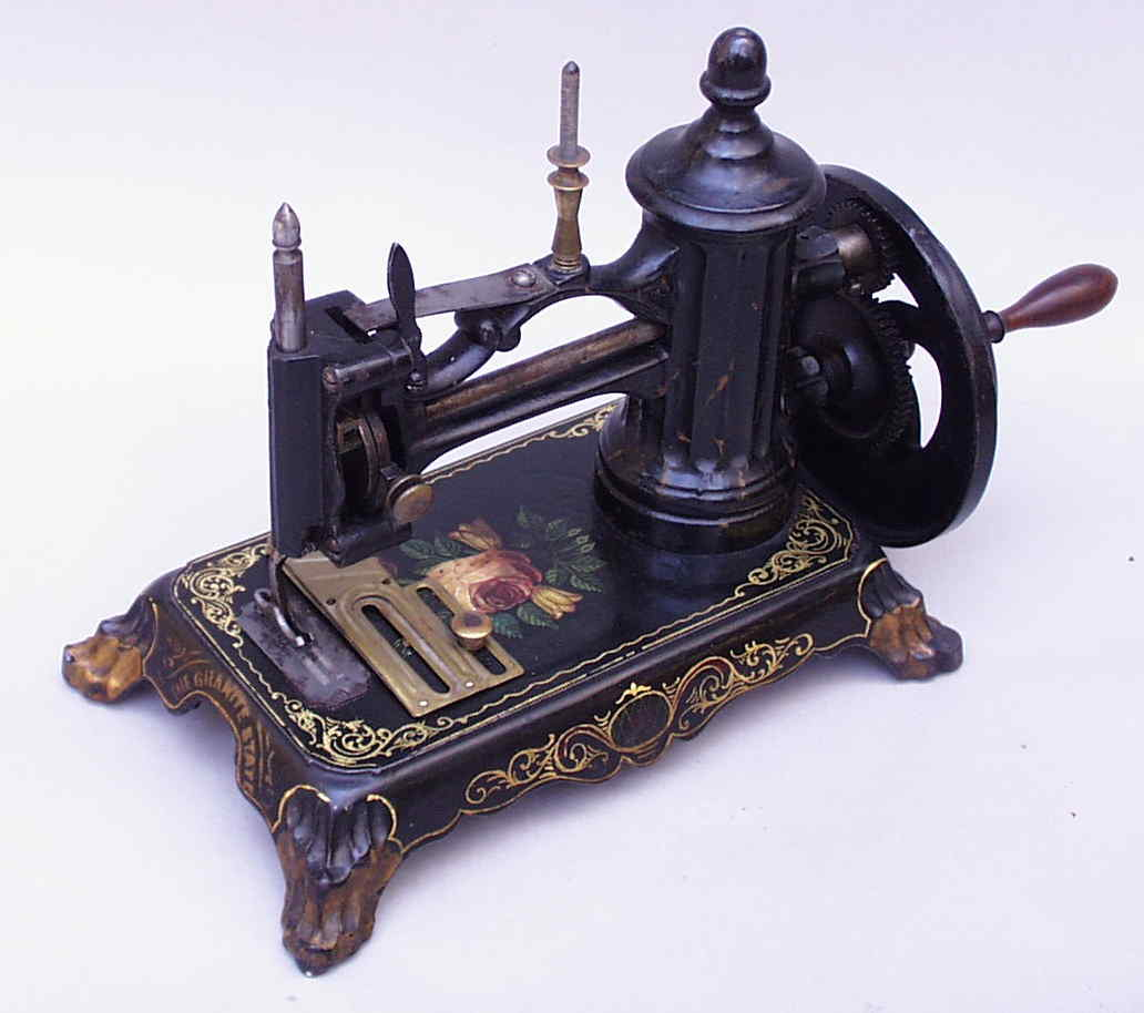 hancock sewing machine