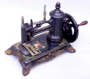 Shaw & Clark Sewing Machine