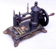 Shaw & Clark Sewing Machine
