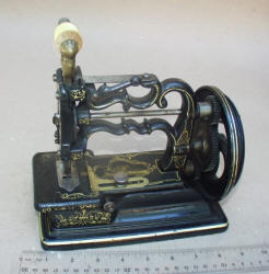 Raymond Patent New England Style Sewing Machine