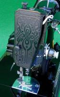 Blackside Singer Featherweight Sewing Machine