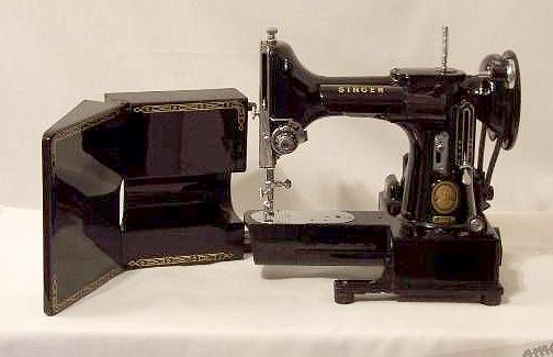Carole Meeker Buys Sells Singer Model 40 40 Singer Featherweights Cool Singer Sewing Machine 221 1