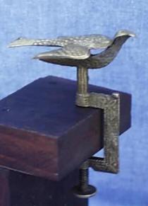 Vintage Sewing Bird