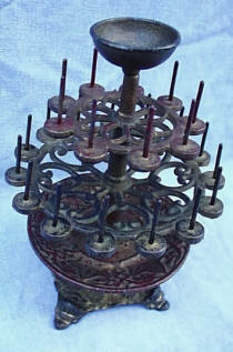 Victorian THread Holder