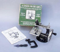 Singer Toy Sewing Machine TSM